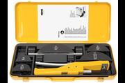 Rems gépi csőhajlító Curvo elektromos Set 15-18-22-28