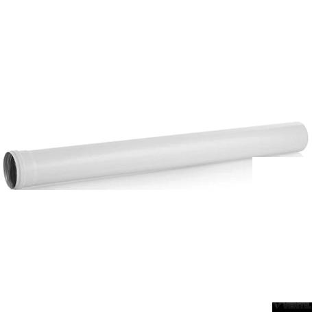 Ariston 80 mm-es PP elvezetőcső 1 m