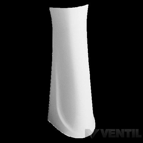 Alföldi Bázis mosdóláb fehér 4900