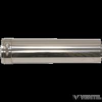 Vaillant 80/125 mm-es vágható koncentrikus homlokzati hosszabbító 0,5 m