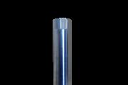 alu füstcső 76/1000-es
