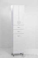 HB Standard 45SZF álló fürdőszoba szekrény 1900x450x310 mm