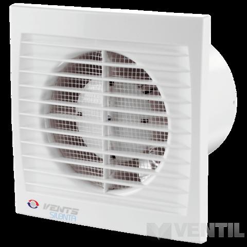 Vents 100 Silenta-ST szellőztető ventilátor időzítővel és szúnyoghálóval