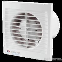 Vents 100 Silenta-S szellőztető ventilátor szúnyoghálóval
