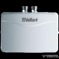 Vaillant miniVED H 3/2 N alsó szerelésű, szabadkifolyású, elektromos átfolyós vízmelegítő 3,5kW, 2,0L perc EU-ERP