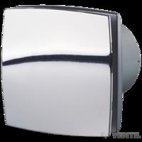 Vents 100 LDA dekor szellőztető ventilátor króm