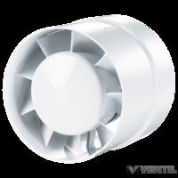 Vents 125 VKO szellőztető ventilátor, csőbe építhető