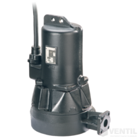 Wilo Drain MTC 40F 16,15/7-A szennyvízszivattyú, úszókapcsolóval, darálós, 230V EU-ERP