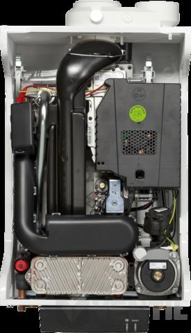 Remeha Tzerra M 35C Plus EU ERP kondenzációs kombi gázkazán fali