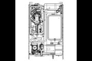 Beretta Exclusive Boiler Green HE 25 B.S.I. kondenzációs kombi gázkazán EU-ErP