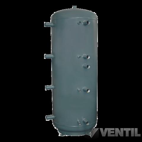 Concept 1000 literes puffertartály, csőkígyó és szigetelés nélkül, 790 mm