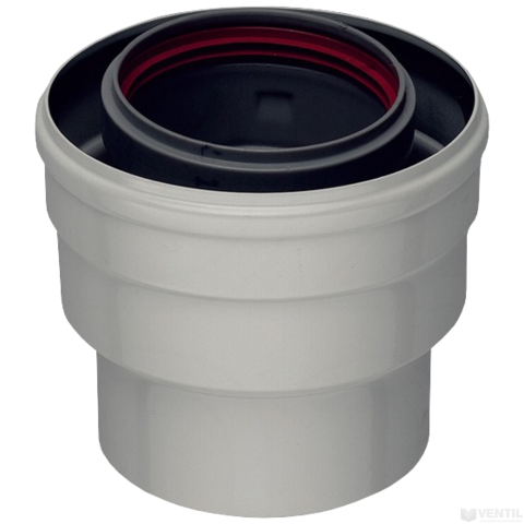 Bosch 80/125 - 100/150 mm-es adapter (AZB 653/1)