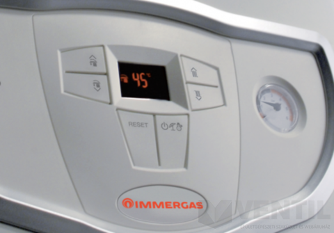 Immergas Mini Eolo 24 kW X fűtő turbós gázkazán (Kifutó!)
