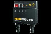 REMS EMSG 160 elektromos karmantyú hegesztő gép