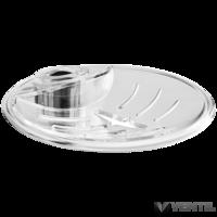 Mofém Basic szappantartó ø18 mm zuhanyrúdhoz