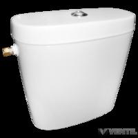 Alföldi Saval 2.0 monoblokkos 2 nyomógombos WC tartály