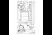 Beretta CIAO GREEN 25 RSI EU ERP fűtő kondenzációs gázkazán