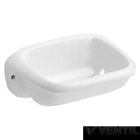 Alföldi Bázis WC papírtartó fehér 4627
