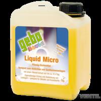 Gebo Liquid Micro folyékony tömítőanyag napi 10L vízveszteségű gázcirkós rendszerekhez, 2L