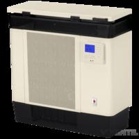 Fég GF36 parapetes fali gázkonvektor, beige, termosztáttal, EU-ERP