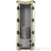 Reflex Storatherm Heat HF 300/1_C 1 csőkígyós puffertartály szigeteléssel, fehér, 300L
