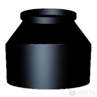 Almeva PPH kondenzációs esővédő sapka 160