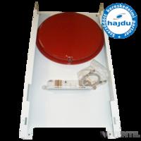 Hajdu HGK-36 felszerelő keret gázkazánhoz 8 literes tágulási tartállyal