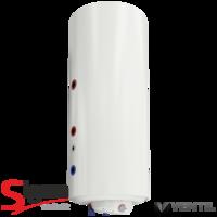 Sigma Technik KOMBI-100 1 csőkígyós fali indirekt tároló villamos pótfűtéssel, balos, 100L