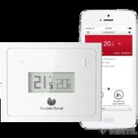 Saunier Duval MiGo internet alapú WiFi-s termosztát mobil alkalmazással