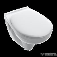 Alföldi Saval 2.0 mélyöblítésű hátsó kifolyású WC csésze