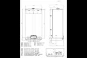 Beretta Exclusive Green HE 35 RSI EU ERP fűtő kondenzációs gázkazán