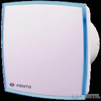 Vents 100 LD dekor szellőztető ventilátor fehér, kék LED világítással
