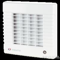 Vents 125 MAT szellőztető ventilátor automata zsaluval és időzítővel