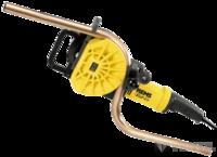 REMS gépi csőhajlító Curvo elektromos Set 15-22-28