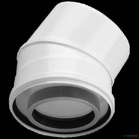 Bosch 80/125 mm-es 30°-os ív (AZB 832/1)