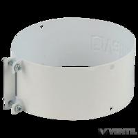 Vaillant 60/100 mm - 48 mm-es külső rögzítő-bilincs koncentrikus rendszerekhez