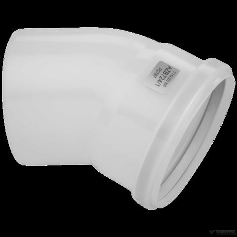 Bosch 125 mm-es 30°-os ív (AZB 724/1)